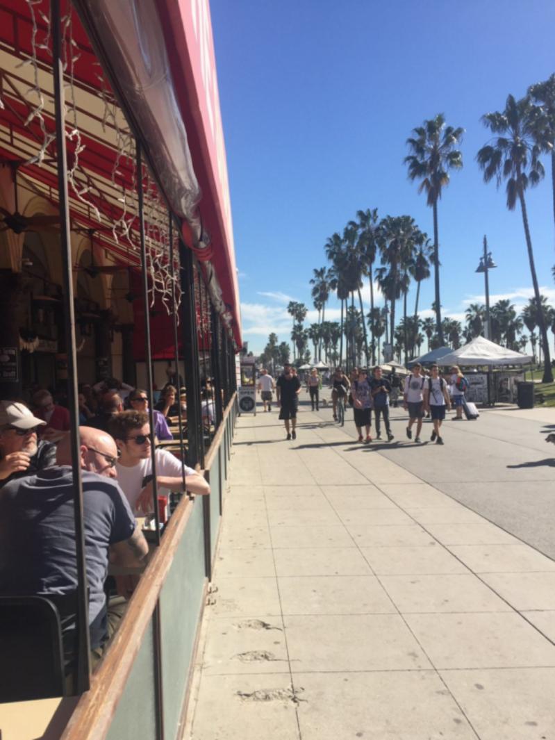 Photo by  Sidewalk Cafe