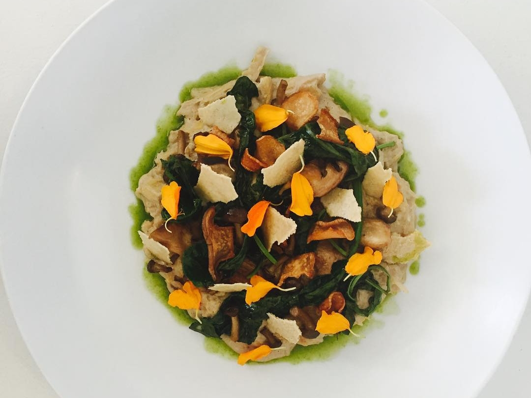 New on the fall menu at Plant Food + Wine. ( Photo by chef  Scott Winegard  )