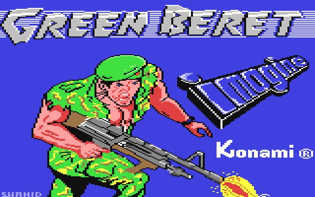 Rambo was a green beret. Does that make this a sequel?