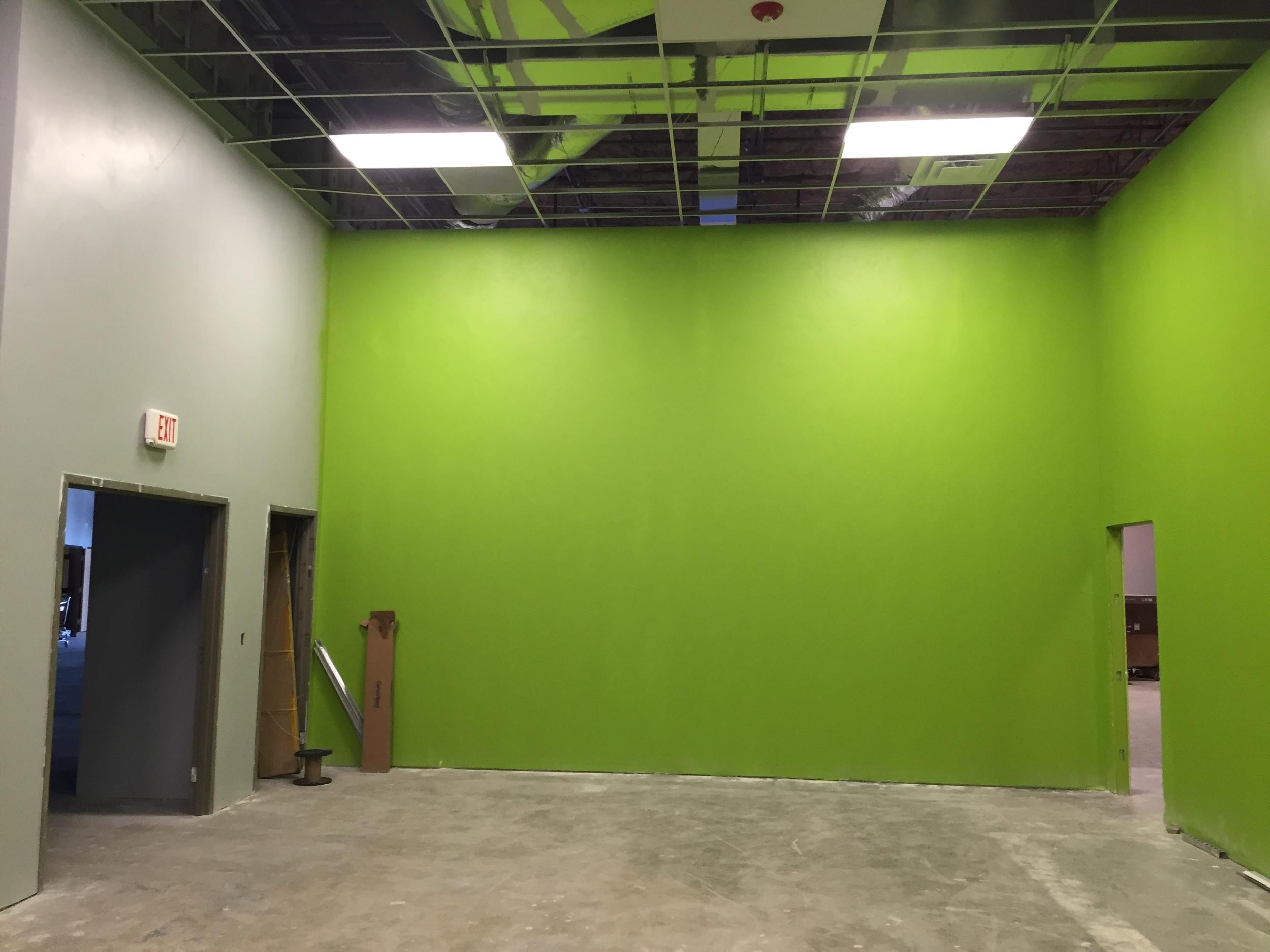 Children's Ministry | Green Room