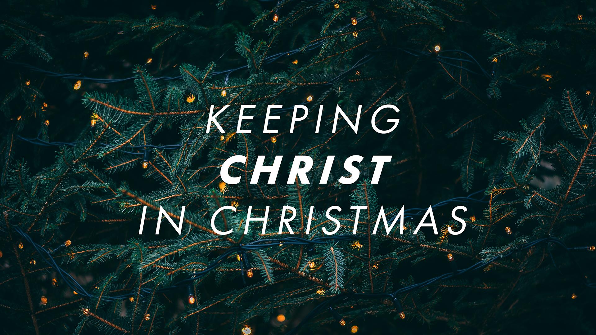 Christ In Christmas.Keeping Christ In Christmas Week 4 Enjoying The Kingdom