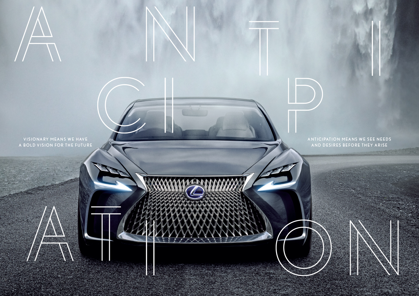 Lexus International Brand book