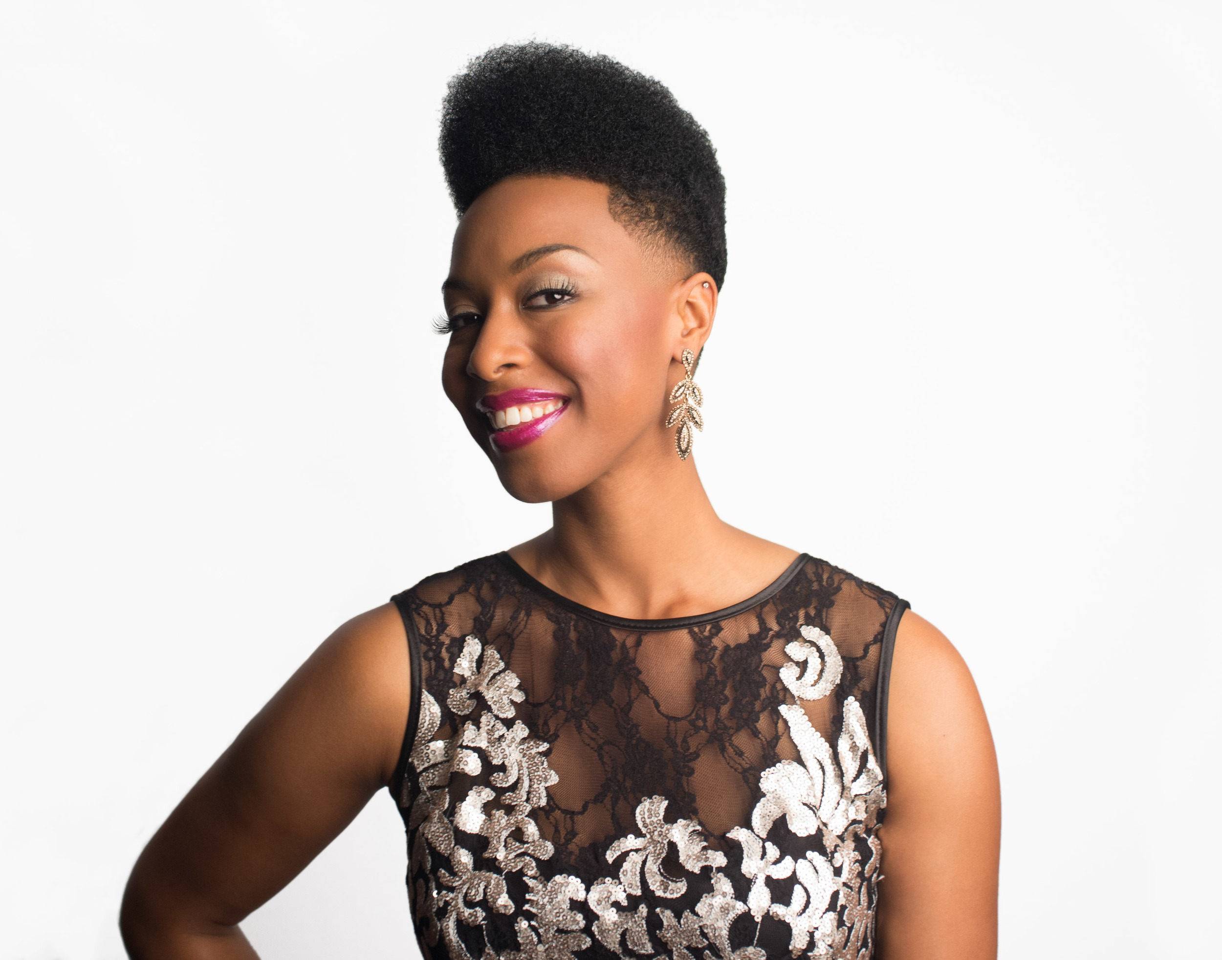 Singer Songwriter Carolyn Malachi: DIVAs Simply Singing Foundation 2013