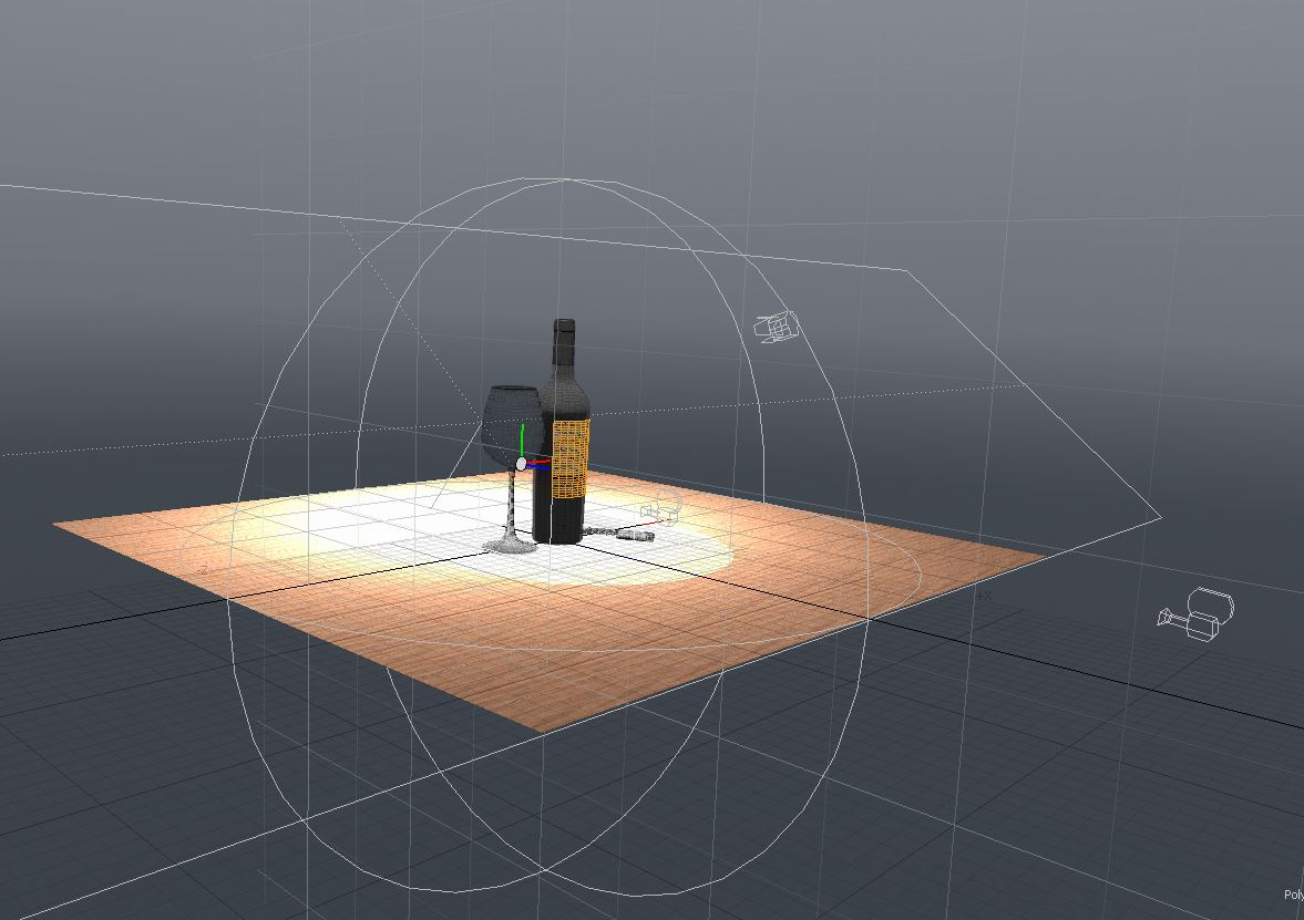 CGI Model (Modo)