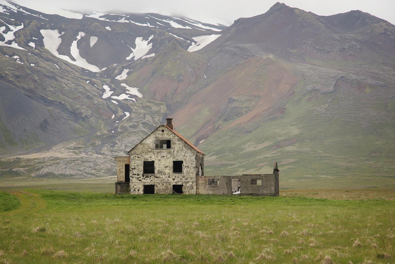"""""""Abandoned House"""""""