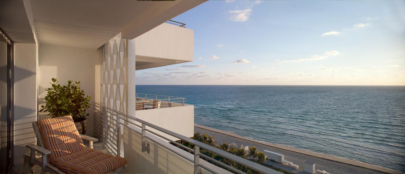 Soho beach house shulman associates design