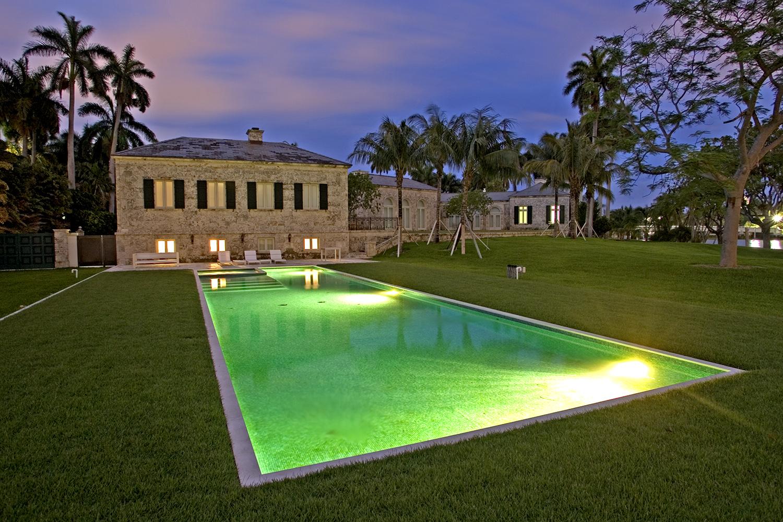 Sunset Island House