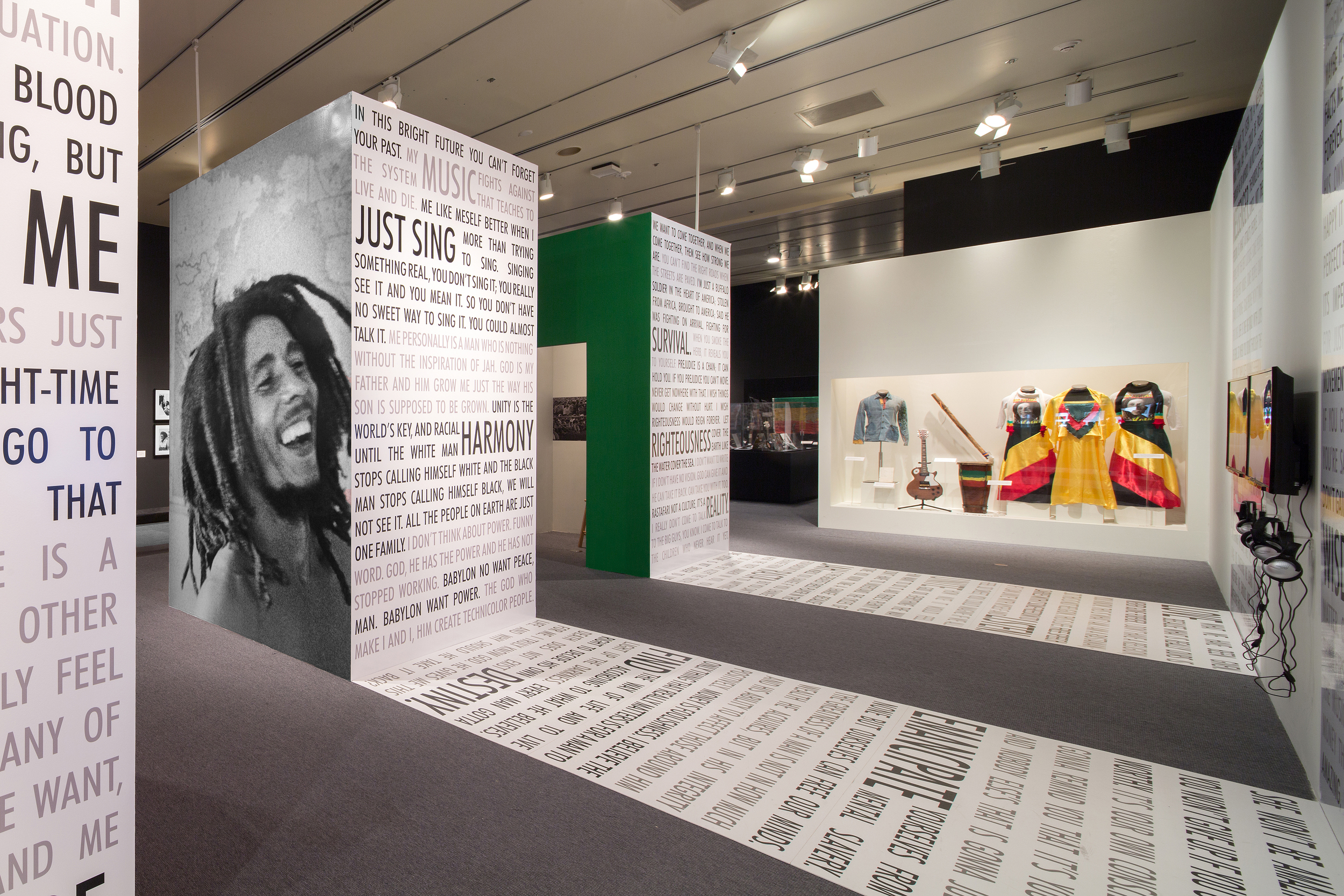 Bob Marley Exhibit at History Miami designed by Shulman + Associates photo by Robin Hill (c) HI RES (7).jpg