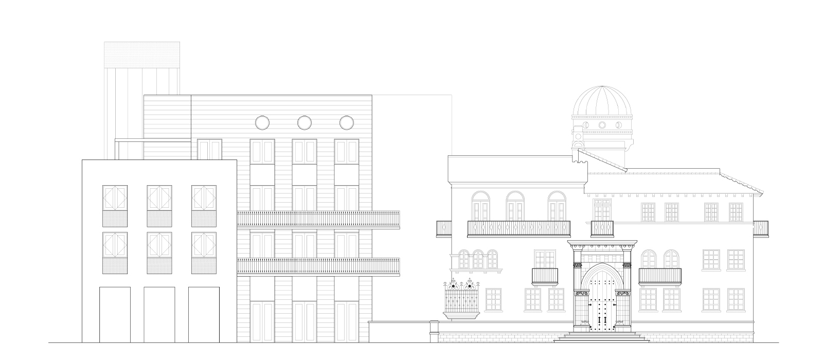 Casa Casuarina Versace Shulman Associates Design Architecture Interior Urban Graphic