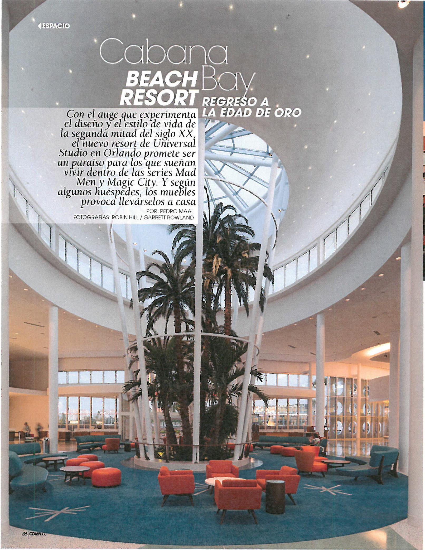 Cabana Bay Beach Resort      MORE >>