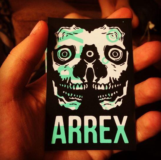 arrex skulls 3