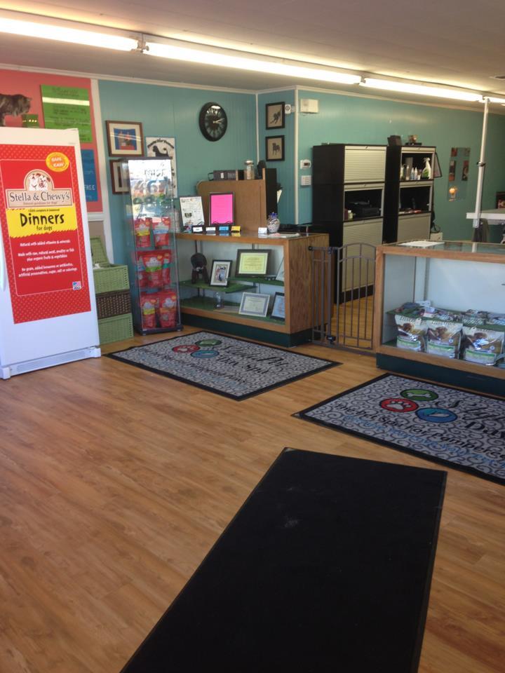 New flooring installed!!