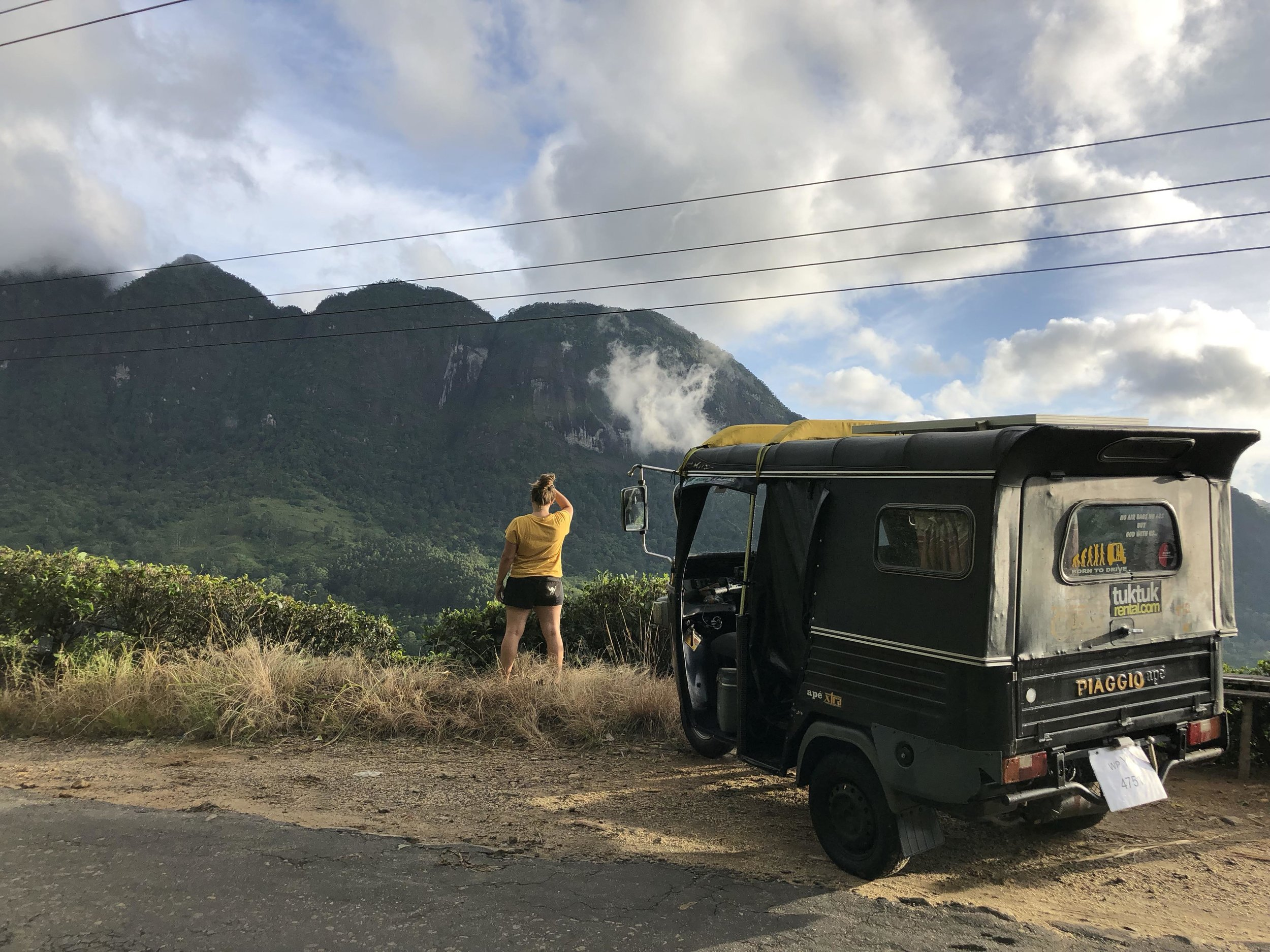 The Backstory: How I ended up in Sri Lanka. - In June 2019 I traveled to Sri Lanka and drove a TukTuk around the Island to explore the culture and natural beauty. When I got back from Sri Lanka I had a lot of feedback about the TukTuks and I sent the company a 3 page document describing my experience. The feedback was so greatly appreciated that they asked me to come work in Sri Lanka with them to improve the user experience, so I packed my bags and went to Sri Lanka for 4 weeks.