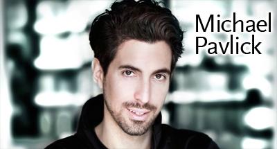 Michael Pavlick -L&G Artistic Director of Mens Hair Cutting