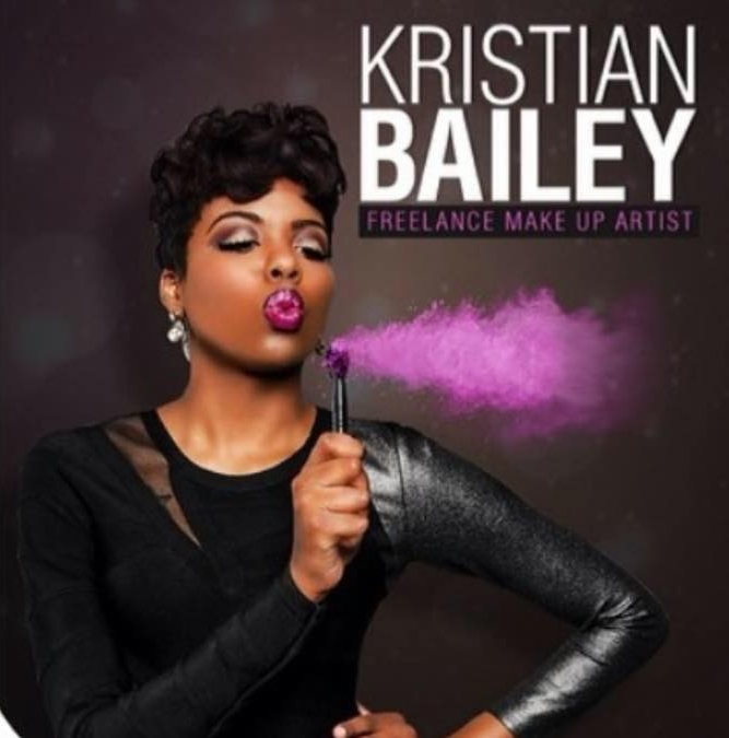 Kristian Bailey makeup artist