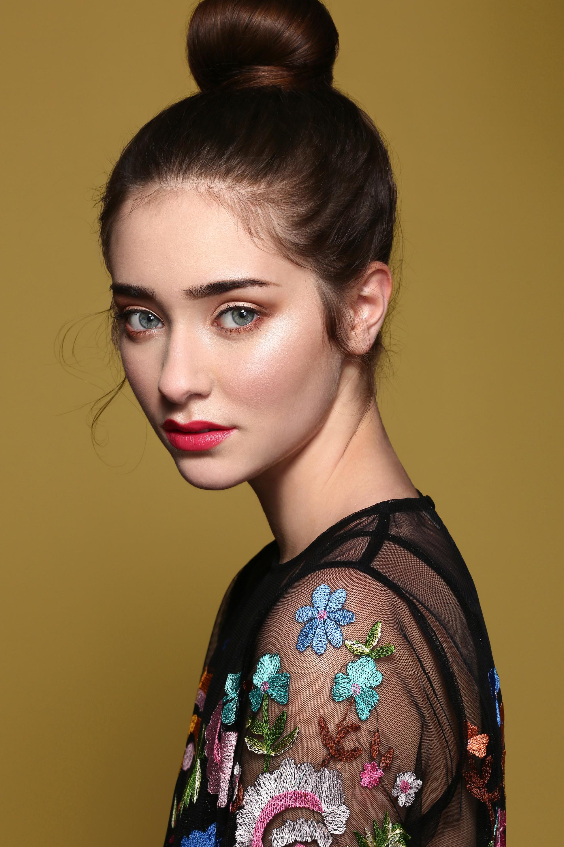 Elizabeth Cook Brown Aveda Makeup Artist