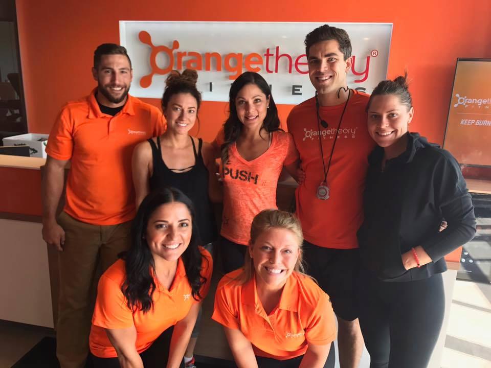 Strongsville's Orangetheory Fitness team