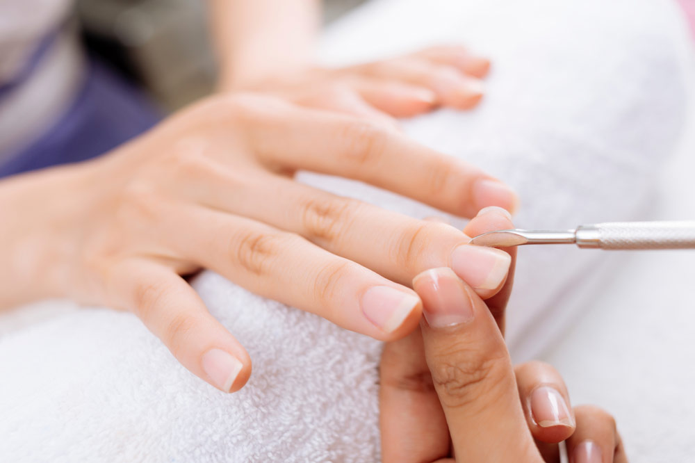 adeva salon and spa hiring experienced nail technician