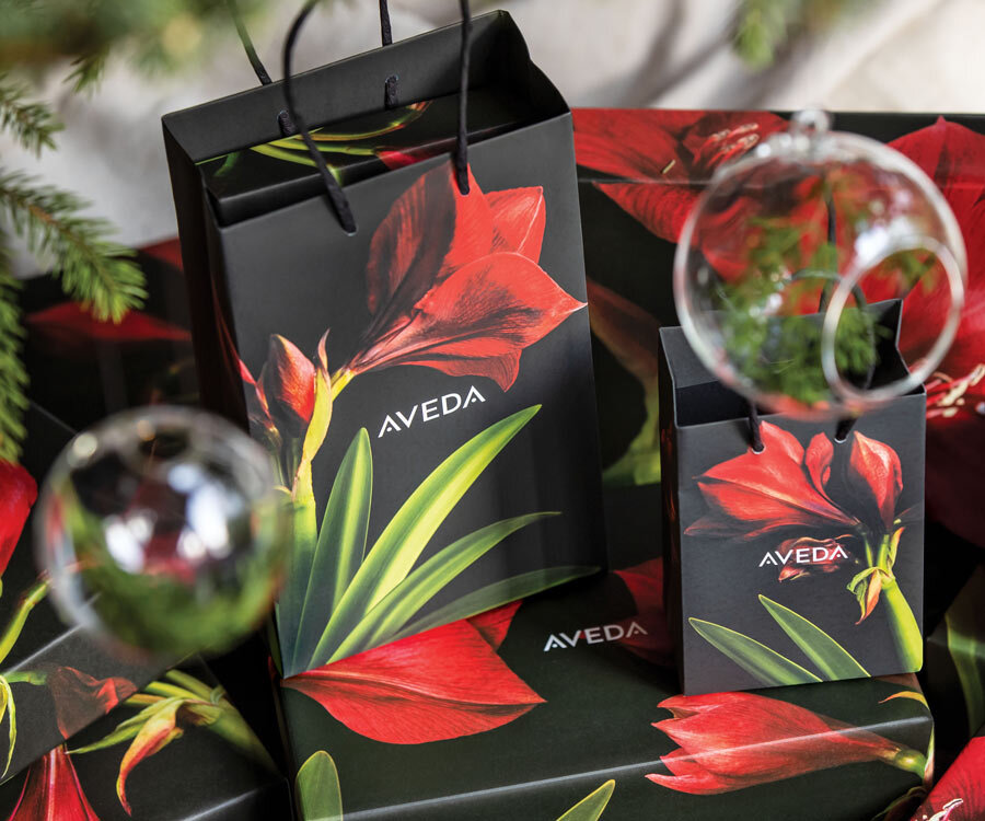 aveda gift sets - holiday 2019