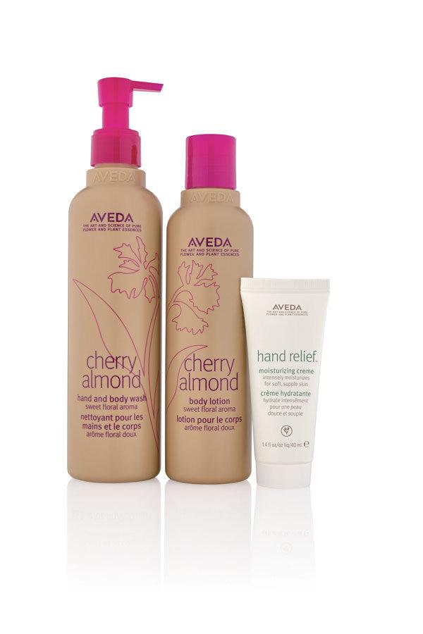 Cherry Almond Body Gift Set