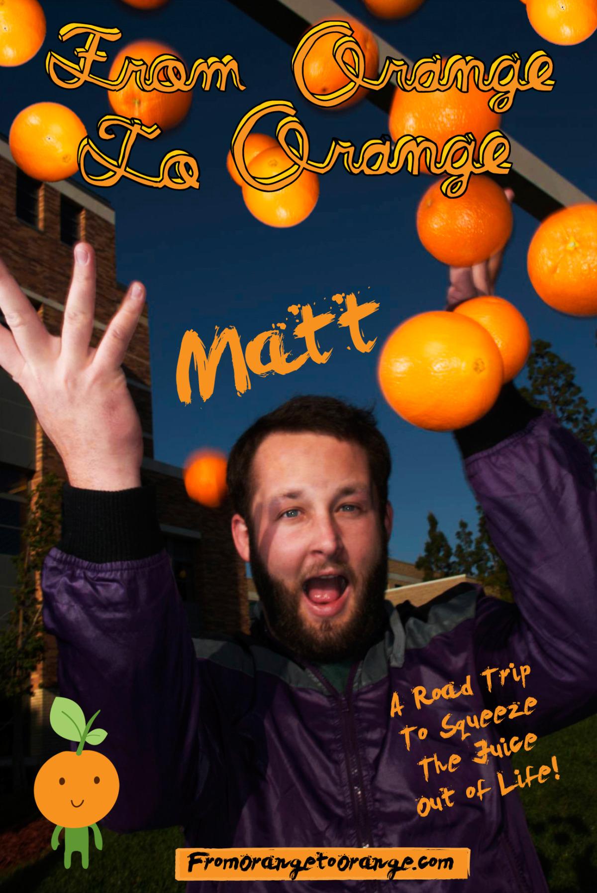 Character Poster: Matt