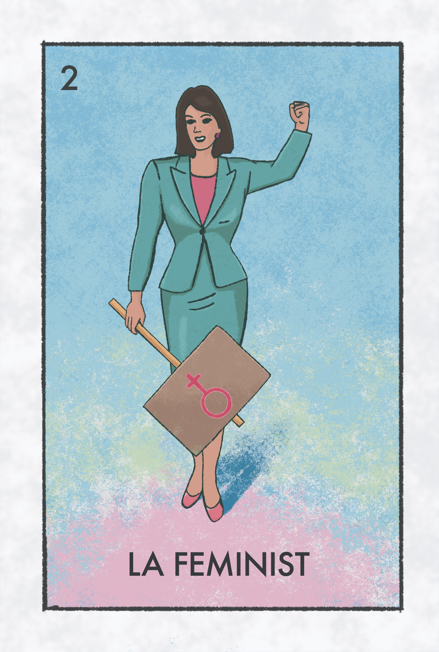 image relating to Free Printable Loteria Cards identify Millennial Lotería Mike Alfaro
