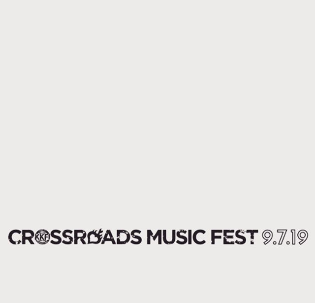 We're playing @kkfi901fm Crossroads Music Fest @cmfkc in September, and tickets go on sale today! might play new tunes by then? 🤷♂️