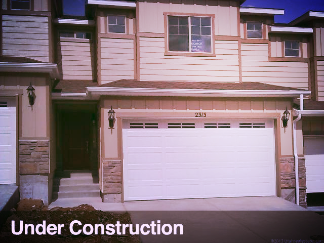 MLS# 1137738 (New Contruction)   List Date 1/15/2013  2331 square feet--3 bed / 2 bath   2317 East Deer Park Lane #150 Draper, Utah 84020    Call Reed at 801-859-5057 to get more information and make an appointment to see this home today.   >>Click here for LIST PRICE and more information.   Listing Brokerage: D.R. Horton Inc.