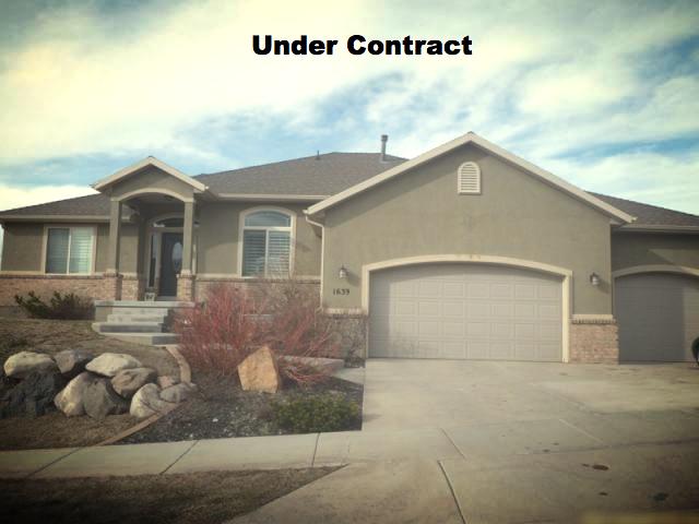 MLS# 1147345   List Date 3/14/2013  3960 square feet--6 bed / 3 bath   1639 East Lone Oak Drive Draper, Utah 84020