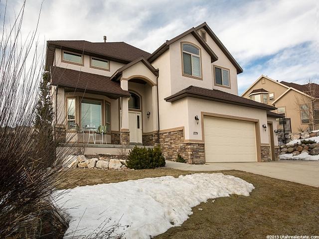 MLS# 1147620   List Date 3/15/2013  4045 square feet--6 bed / 4 bath   1779 East Long Branch Drive Draper, Utah 84020   Listing Brokerage: Prudential Real Estate