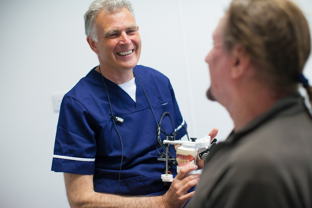 Commercial Photography Cornwall Denture Clinic
