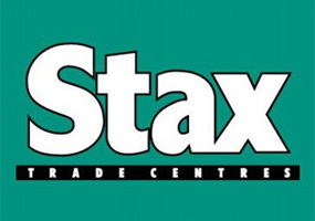 Stax Trade Centres logo