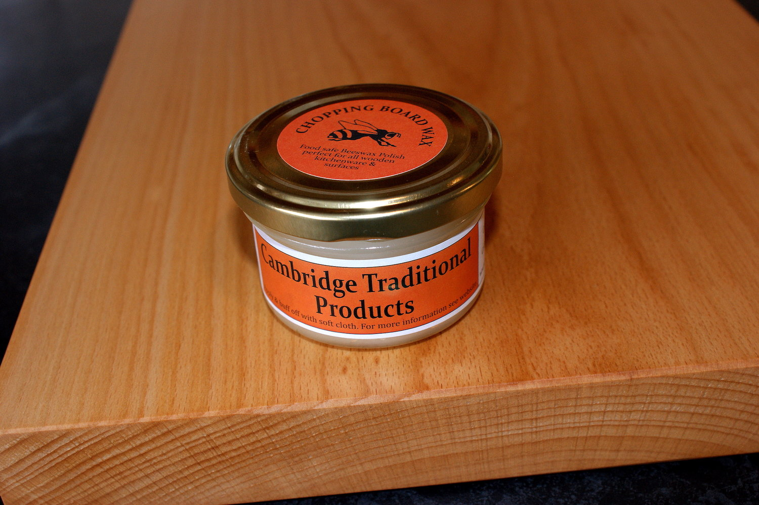 Chopping Board Wax Cambridge Traditional Products