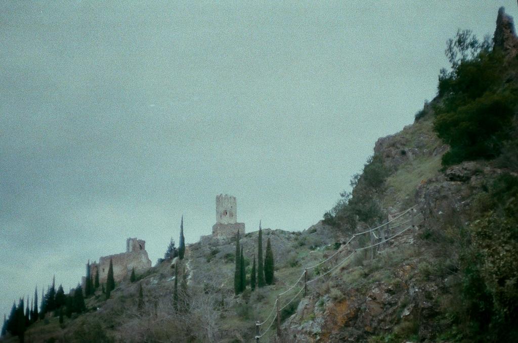 Château Lastours