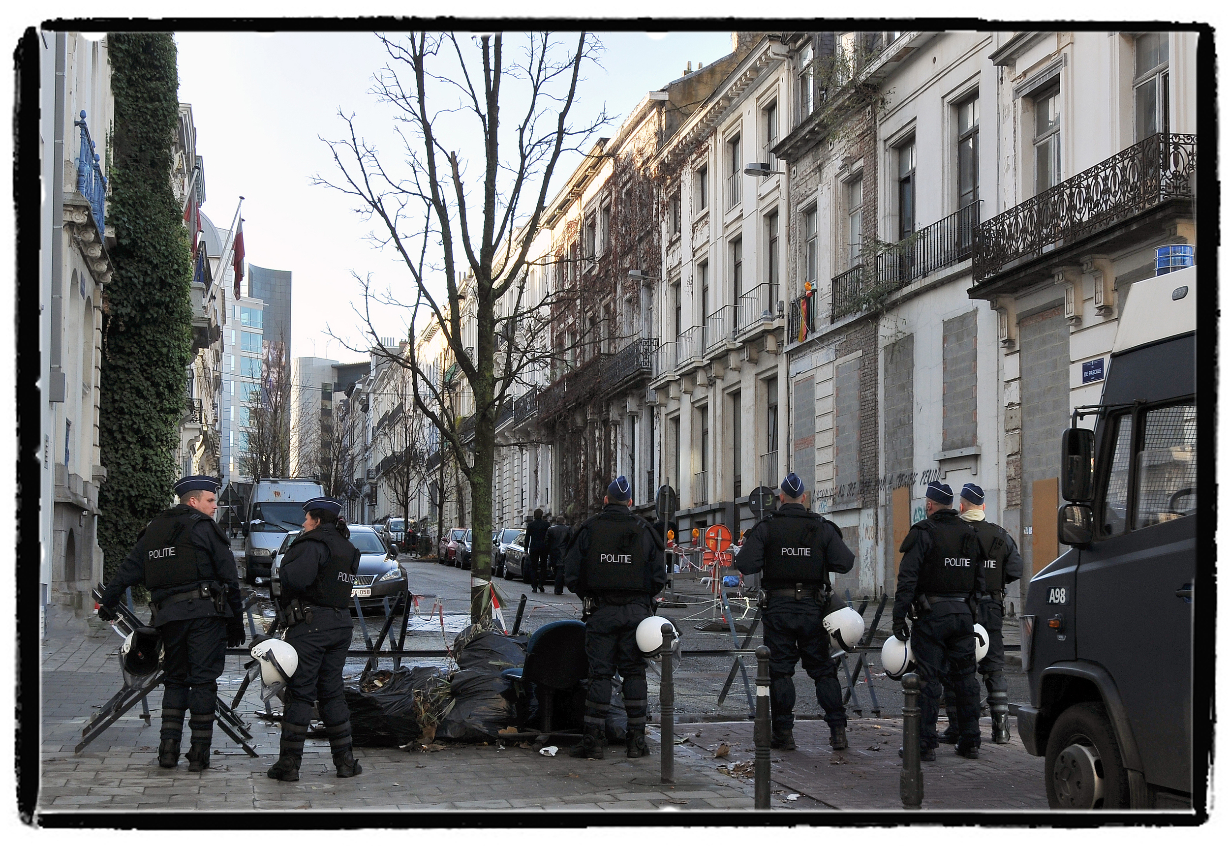Bruxelles 2013