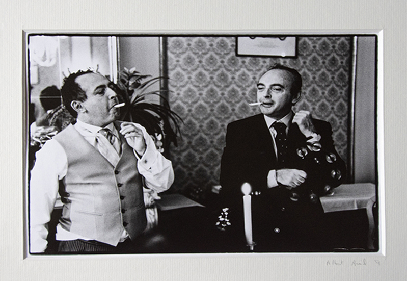 Jacques and Gustave