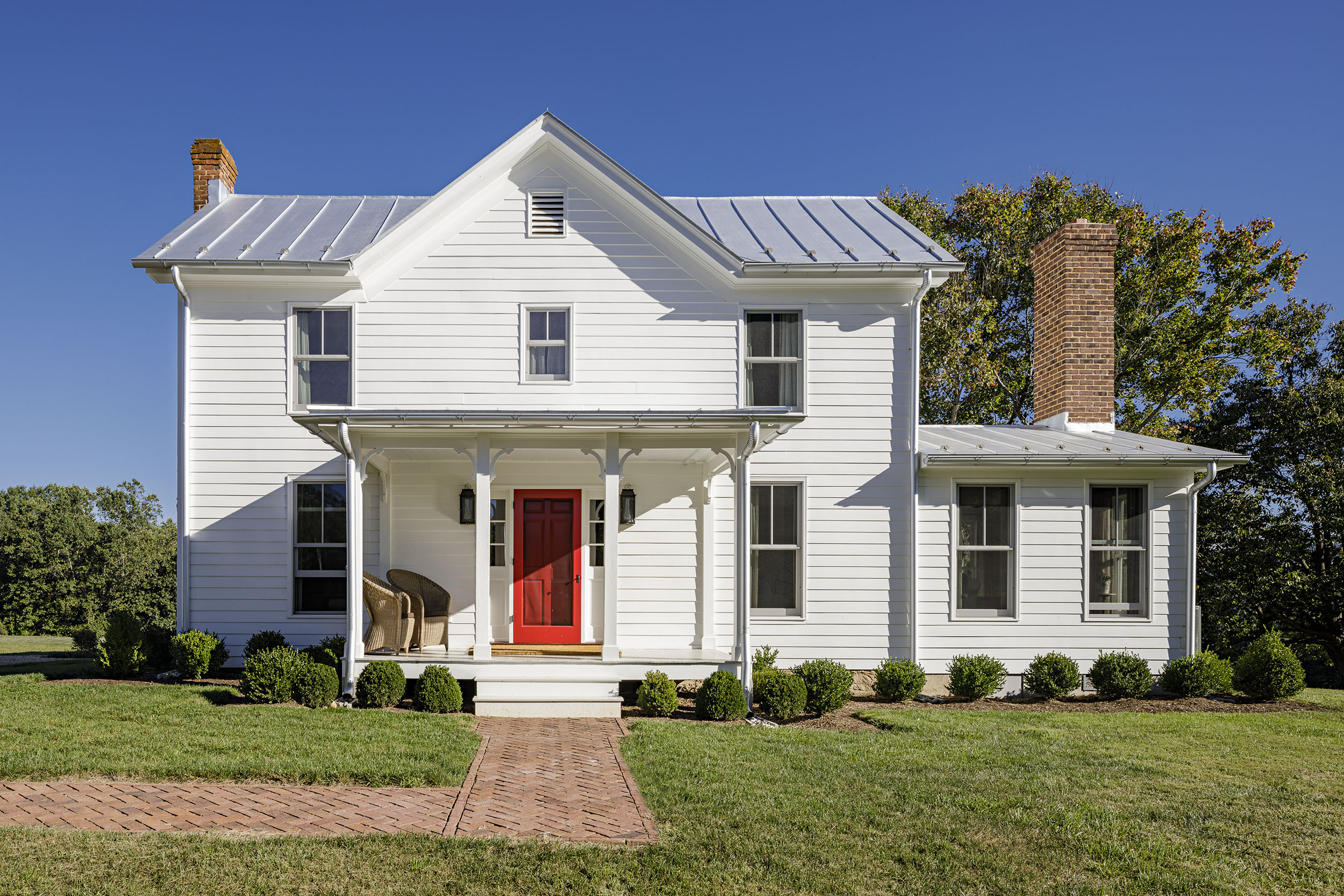 virginia_farmhouse_modern-front_brick-walkway_Grounded.jpg