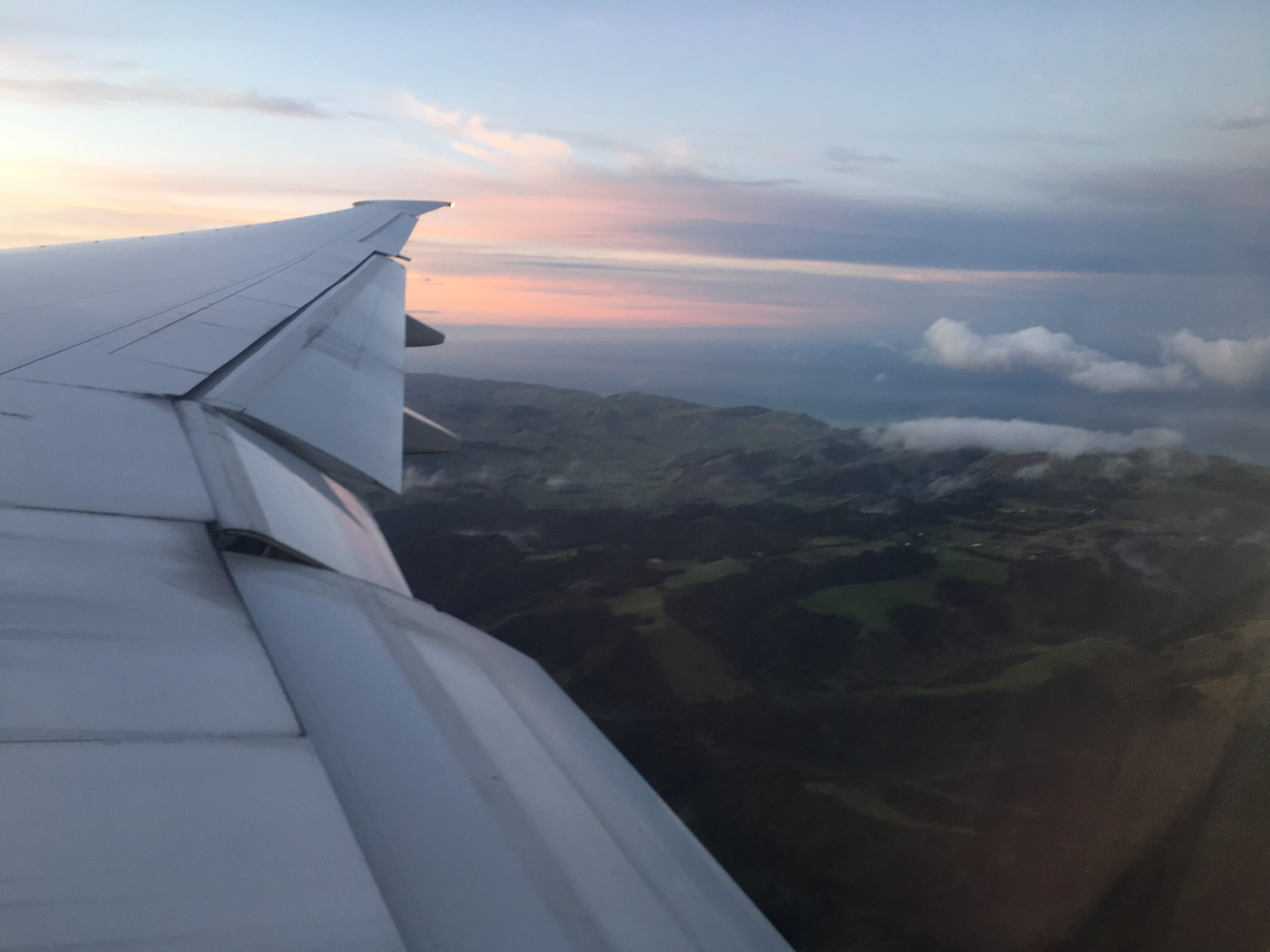 Well hello there, New Zealand (and Friday)