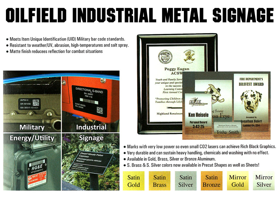 oilfield metal