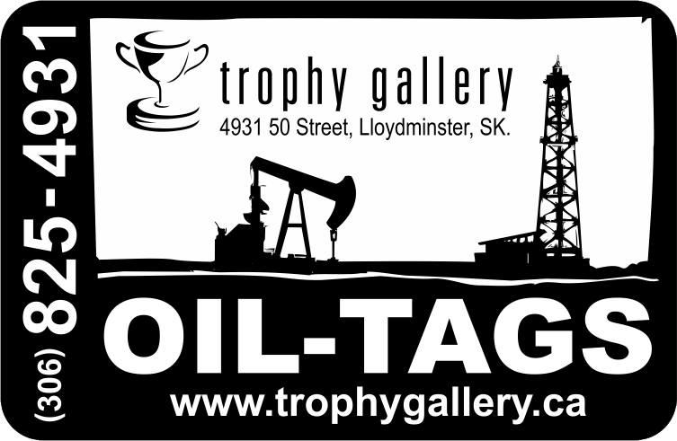 oil tags-lloydminster