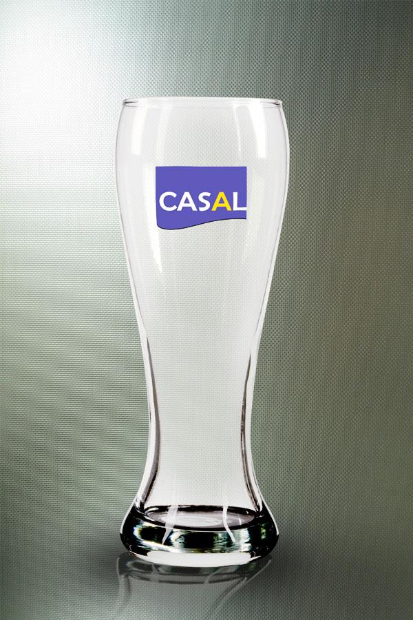 Pilsner Pub Glass 16 oz