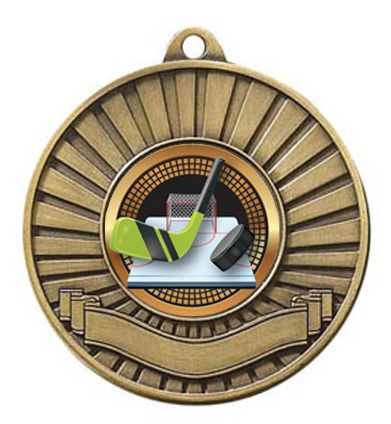 Hockey Medals & Dog Tags — Trophy Gallery - Shop Online