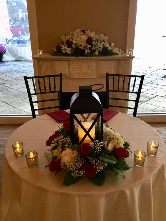 "Sweetheart Table 36"" Round"