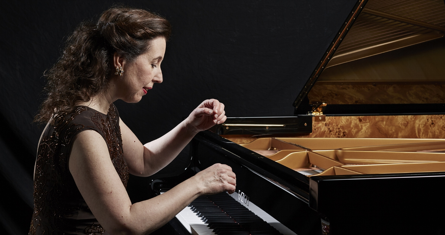 Angela Hewitt — Portland Piano International