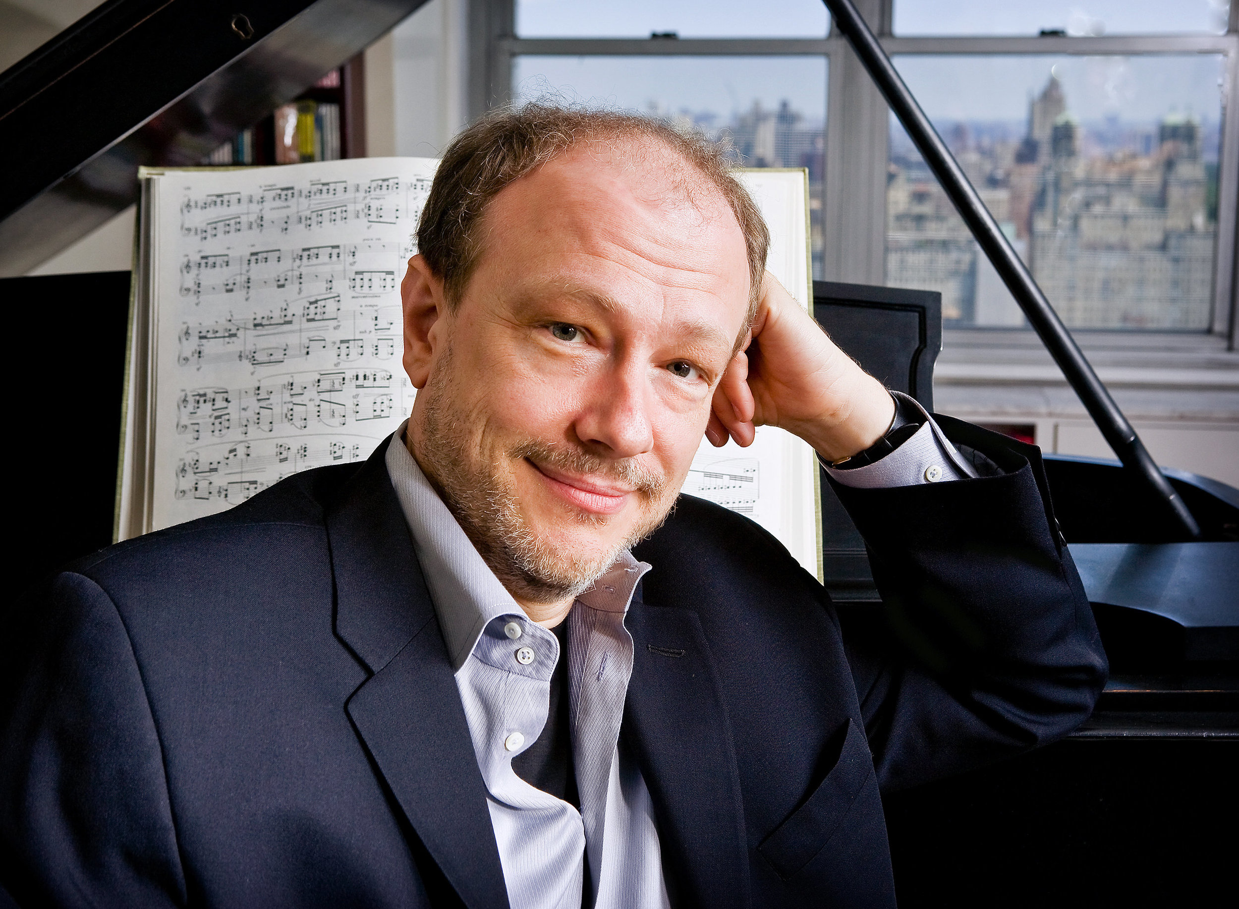 Marc-André Hamelin To Curate Portland Piano International's 2019