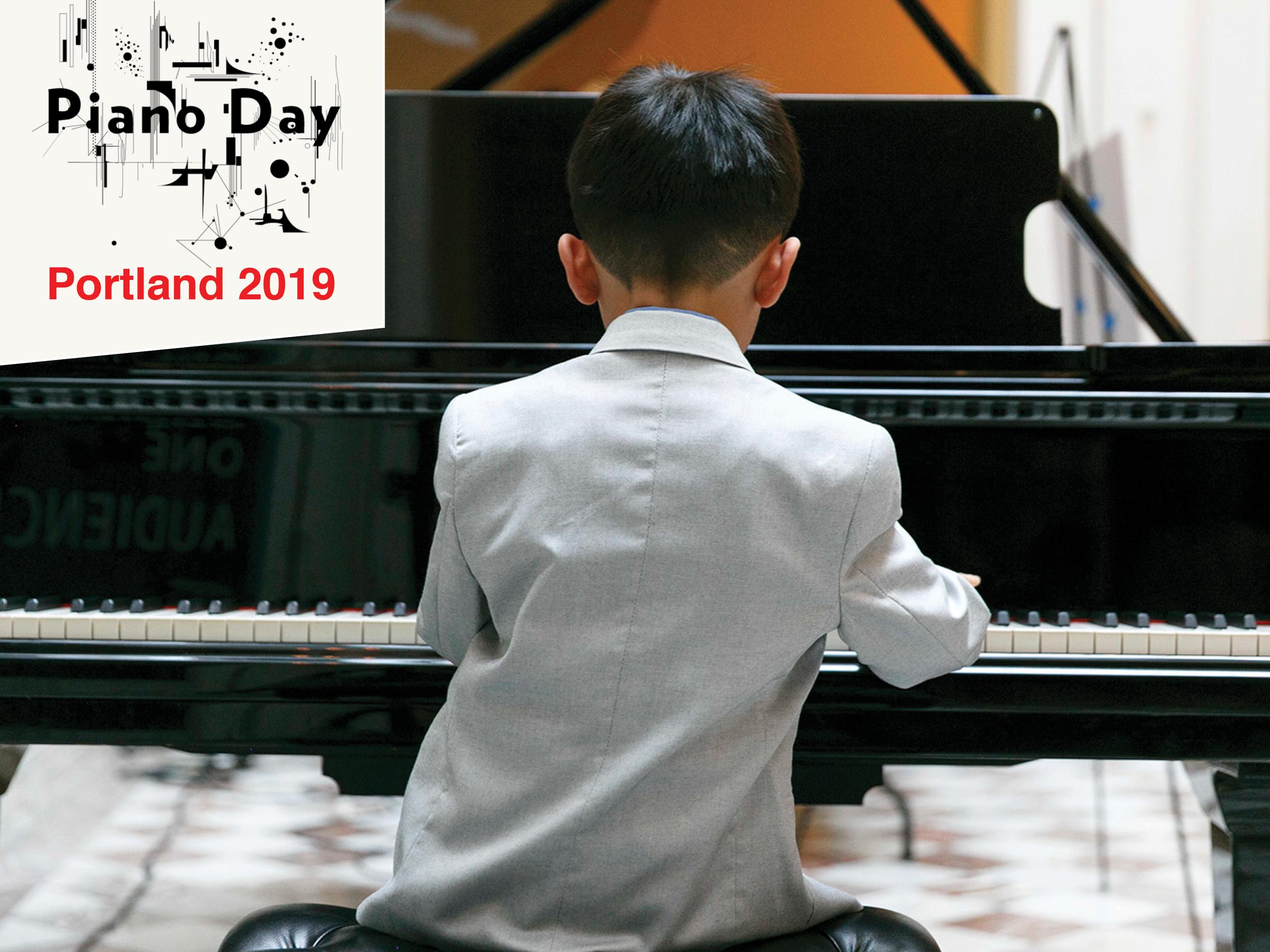 Piano Day 2019