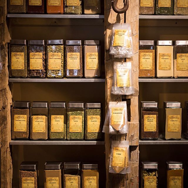 Oh the possibilities... #spices #a2 #kerrytown #annarbor #visitannarbor #shopsmall #shopping #smallbusiness #local