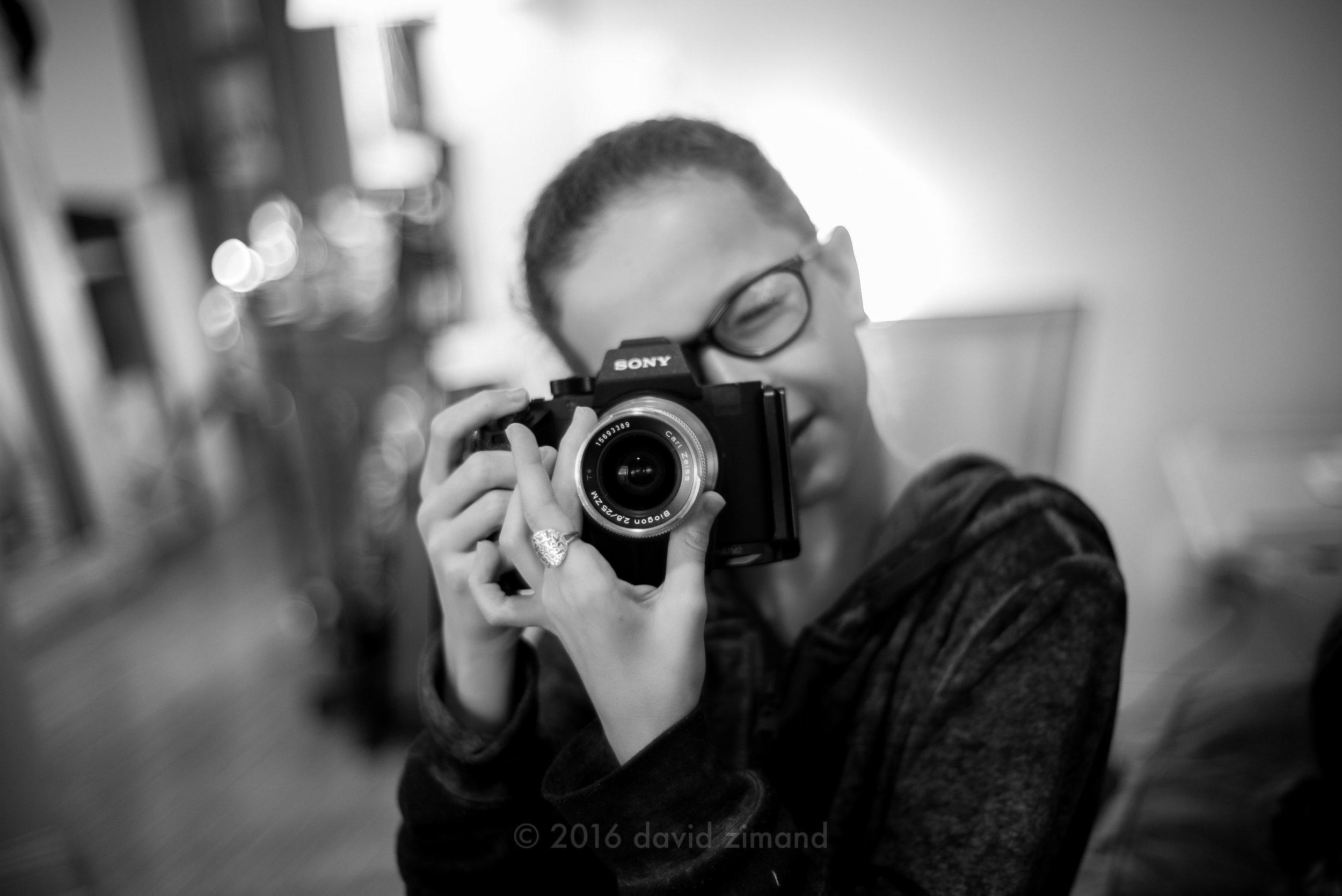 Shooting Sony - episode 2 - Zeiss ZM 25/2 8 Biogon — DAVID ZIMAND