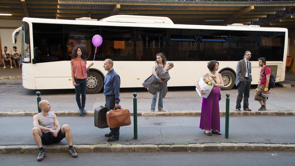 Artus - STEREO AKT:  Promenade - urban fate tourism    (2013)