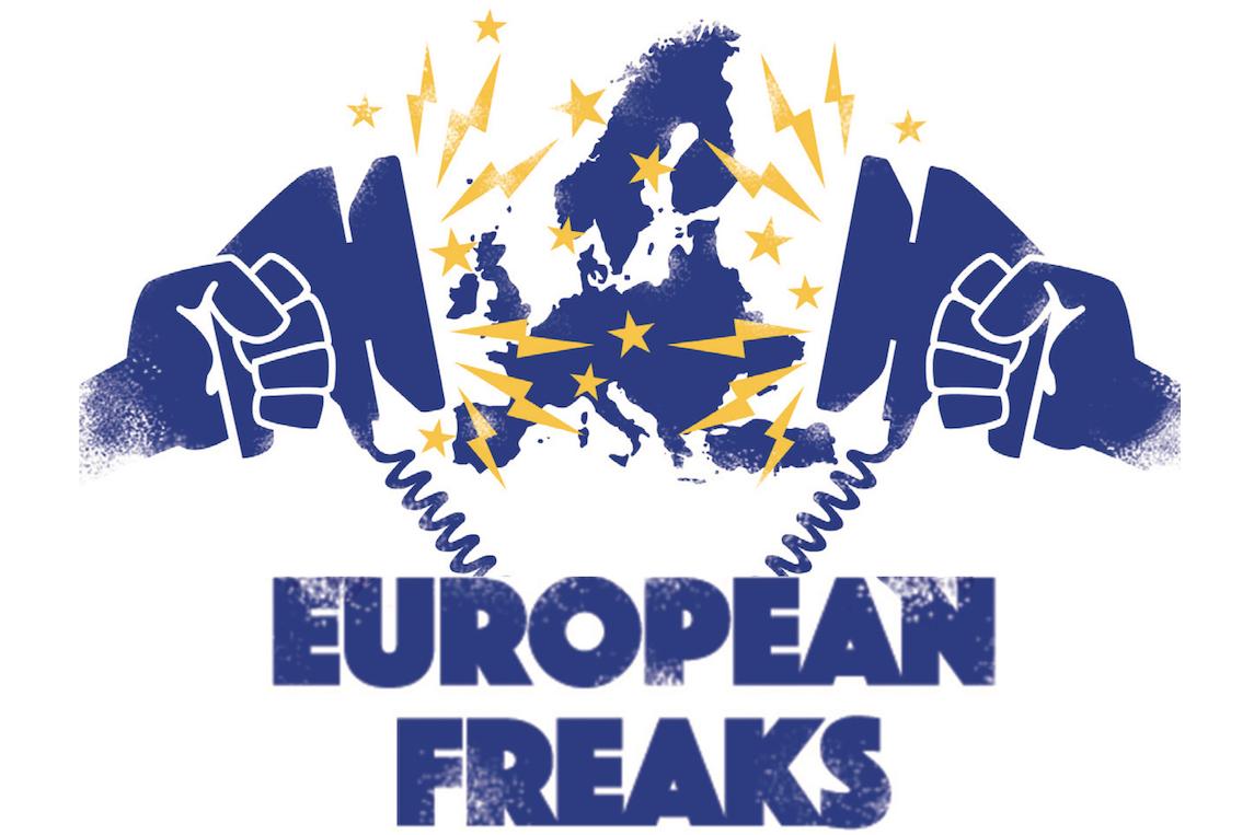 STEREO AKT - Zimmertheater Tübingen:  European Freaks  (2019)   Löwen mozi, Tübingen, Németország